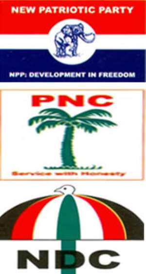 NPP to be on top of ballot paper